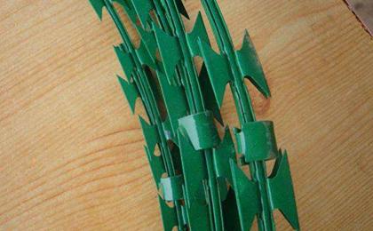 喷塑刀片刺绳